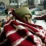 Жертвами аномальных холодов в Индии стали более 40 человек