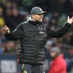 Тренер дортмундской «Боруссии» назвал игроков идиотами