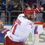 Россия победила Швецию на Кубке Первого канала