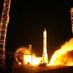 С Байконура стартовал «Протон» с европейским спутником