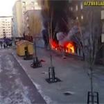 В Швеции подожгли мечеть