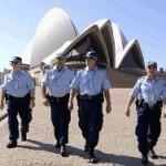 Австралия повысила уровень угрозы для полиции