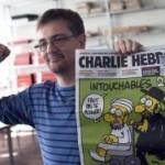 Приговоренный «Аль-Каидой» редактор Charlie Hebdo убит в Париже