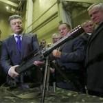 Порошенко выдал старое советское оружие за новое украинское