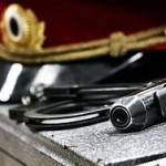В Петербурге на рабочем месте застрелился полицейский