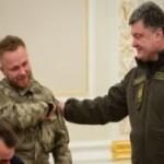 Порошенко обещает бойцам АТО 1000 гривен в день