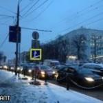 В Москве зафиксированы самые большие пробки в истории