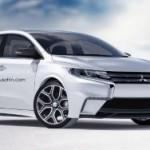 Новый Mitsubishi Lancer выйдет только в 2017 году