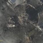 В здании донецкого аэропорта обрушились перекрытия
