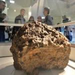 Челябинский метеорит потяжелел на 32 килограмма