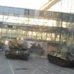 «Киборги» напугали танкистов неизвестным оружием