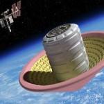 Надувные Пончики доставят астронавтов на Марс