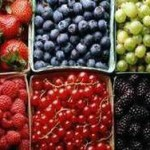 Медики: ягоды спасут организм от жирного рациона
