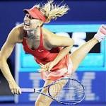 Шарапова пробилась в третий раунд Australian Open