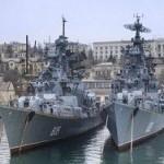 Черноморскому флоту поручено разминировать Крым