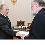 Рейтинг Путина достиг исторического максимума