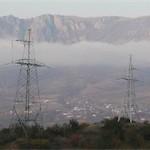 В Крыму обесточены 36 населенных пунктов