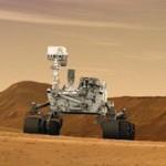 Марсоход «Кьюриосити» готовится к очередному буреню Марса