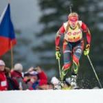 Биатлонистки РФ заняли восьмое место в эстафете в Рупольдинге
