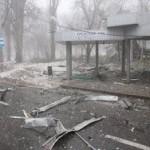 В Донецке за сутки погибли семь мирных жителей