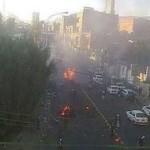 У полицейского колледжа в Йемене произошел взрыв