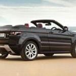 Кабриолет Range Rover Evoque появится в продаже уже в этом году
