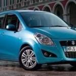 С рынка России уйдет Suzuki Splash