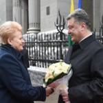 Грибаускайте возглавила рейтинг лоббистов Украины