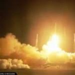 SpaceX впервые в истории приземлила ракету