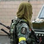 В Киеве «айдаровец» угнал такси