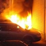 Более 900 авто сожгли во Франции хулиганы в новогоднюю ночь