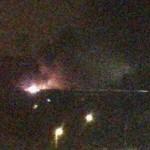 У железнодорожной станции в Харькове прогремел взрыв