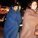 У берегов Италии спасено судно с сотнями незаконных мигрантов