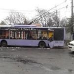 В Донецке погибли 13 человек при попадании снаряда в остановку