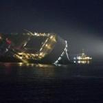 Автовоз вынужденно сел на мель у британских берегов