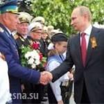 Путин наградит 16 тысяч израильтян-ветеранов ВОВ