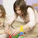 Родители в США играют с детьми меньше европейцев