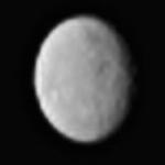 НАСА представило новый снимок карликовой планеты Церера