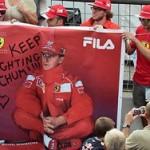 СМИ узнали о прогрессе в реабилитации Шумахера