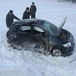 За прошедшие сутки в Москве произошло 2000 ДТП