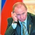 Белорусам впервые не показали новогоднее обращение Путина