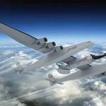 Космический самолёт стартует из стратосферы