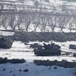 На границе с Ливаном подорван израильский бронетранспортер