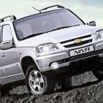 Каждая пятая Chevrolet Niva в 2014 была продана в кредит