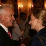 У Геннадия Тимченко и его дочери найден дом в Швейцарии