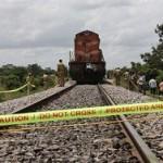 Машина с 20 пассажирами попала под поезд в Индии