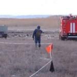 Под Волгоградом найдены фрагменты тел экипажа разбившегося Су-24