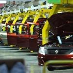 Московский завод Renault остановит работу на месяц