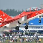 ВВС РФ получили новую партию учебно-боевых Як-130