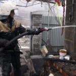 В Донецке снаряд попал в больницу